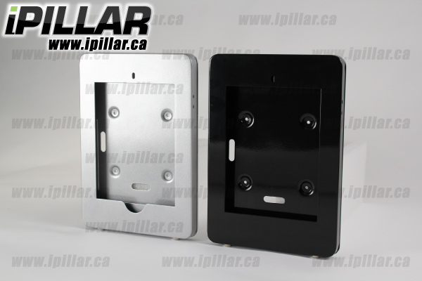 ipillar_ipad-wall-mount-enclosure-silver-black